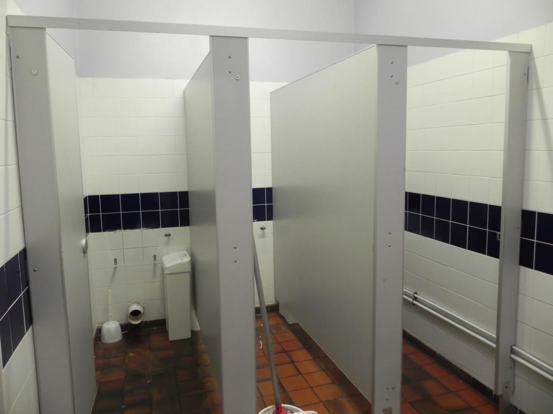 Ladies Toilet Refurbishment Commercial Refurbishment